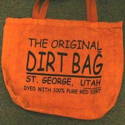 The Original Dirt Bag Red Dirt Tote