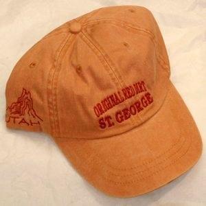 """Original Red Dirt - St. George"" Hat"