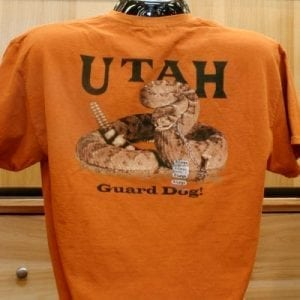 Utah Guard Dog Shirt