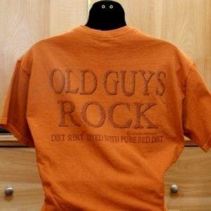 """""""Old Guys Rock"""" Shirt"""