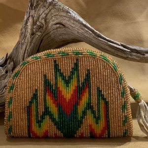 Native American Beaded Coin Purse
