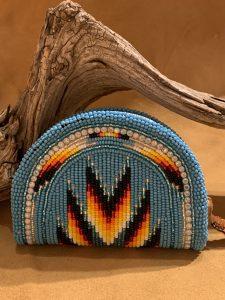 Native American Beaded Coin Purse