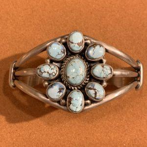 Golden Hill Turquoise Bracelet